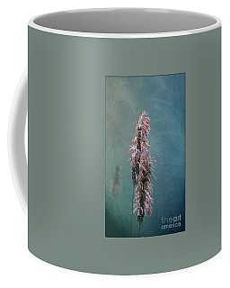Coffee Mug featuring the photograph Grasses - Art By Nature by Liz  Alderdice