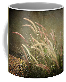 Grasses In Beauty Coffee Mug
