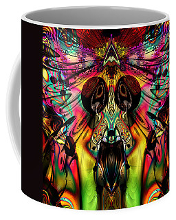 Grateful Desert Skull Coffee Mug
