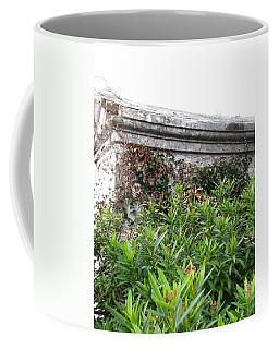Coffee Mug featuring the photograph Grave by Beth Vincent