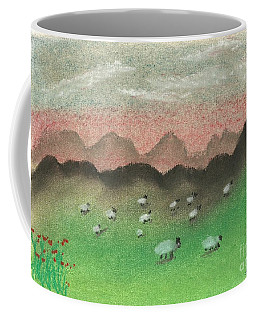 Grazing In The Hills Coffee Mug