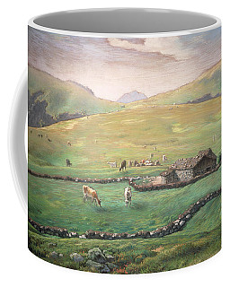 Grazing In The Vosges Coffee Mug