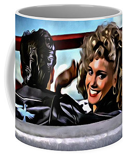 Grease Coffee Mug