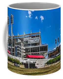 Great American Ball Park Coffee Mug