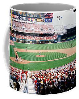 Great American Ballpark Cincinnati Oh Coffee Mug
