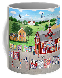 Great American Quilt Factory Coffee Mug