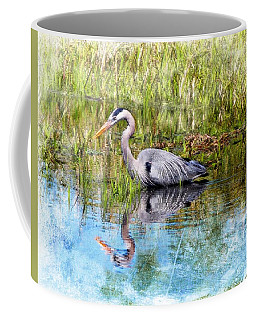 Great Blue Hunter Coffee Mug