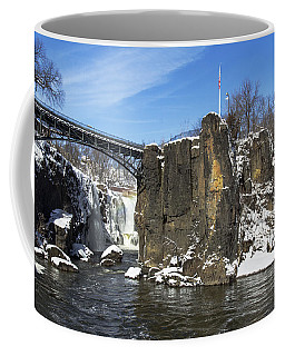 Great Falls In Color Coffee Mug
