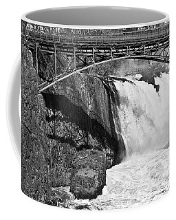 Great Falls In Paterson Nj Coffee Mug