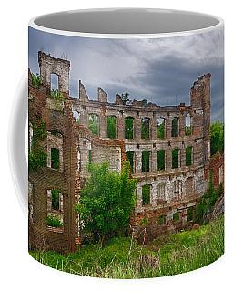 Great Falls Mill Ruins Coffee Mug