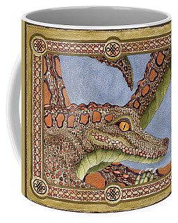 Great Grandmother Combped Coffee Mug by Lynda Hoffman-Snodgrass