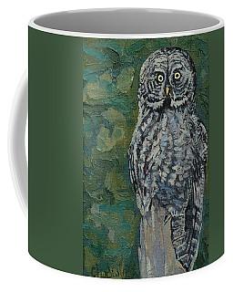 Great Gray Coffee Mug