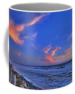 Great Highway Sunset Coffee Mug