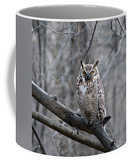 Great Horned Owl Coffee Mug