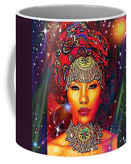 Great Lady Malkia Coffee Mug