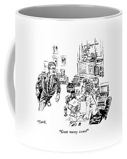 Great Money Scenes! Coffee Mug
