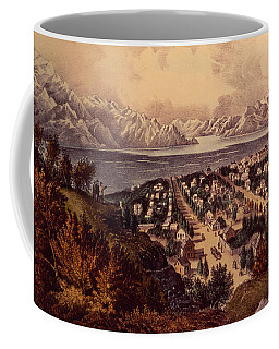 Great Salt Lake, Utah  Coffee Mug