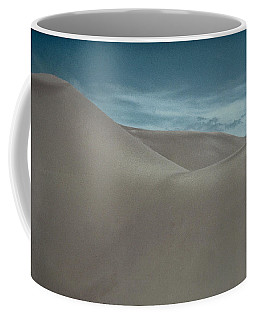 Coffee Mug featuring the photograph Great Sand Dunes by Don Schwartz