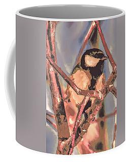 Great Tit  A  Leif Sohlman Coffee Mug