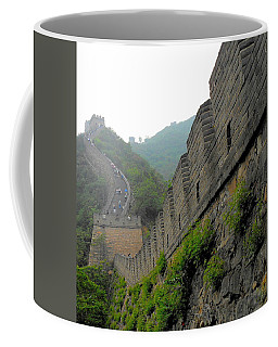 Great Wall 1 Coffee Mug by Kay Gilley