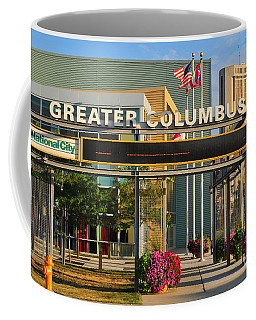 D8l-245 Greater Columbus Convention Center Photo Coffee Mug