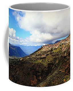 Greece Countryside Coffee Mug