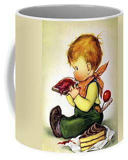 Greedy Petey Coffee Mug