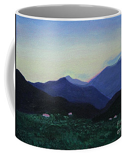 Greek Countryside Coffee Mug