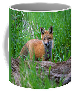 Green As Grass Coffee Mug