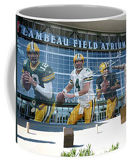 Green Bay Packers Lambeau Field Coffee Mug