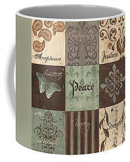 Green Brown Wtlb 2 Coffee Mug
