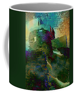 Green Castle Coffee Mug