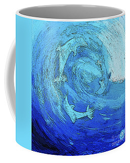 Green Dolphin Street Coffee Mug