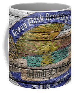 Green Flash Brewing Coffee Mug