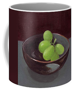 Green Grapes Coffee Mug