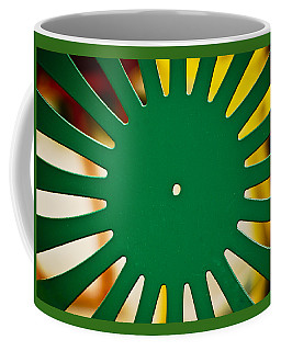 Green Memorial Union Chair Coffee Mug