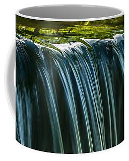 Green Coffee Mug by Muhie Kanawati