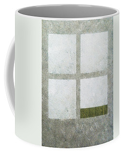 Green Painting 1 Coffee Mug