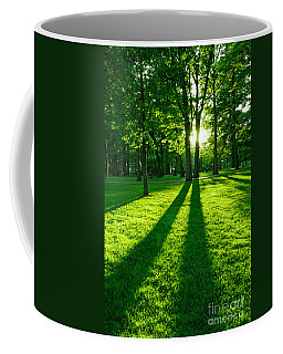 Green Park Coffee Mug