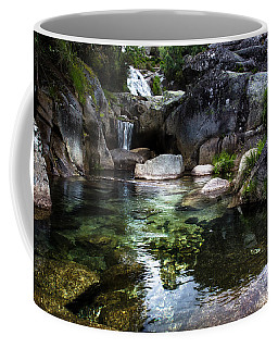 Green Peace Coffee Mug