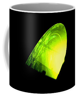 Green Reflection Coffee Mug