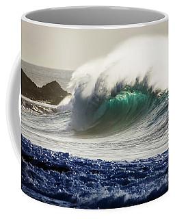 Green Torch Coffee Mug