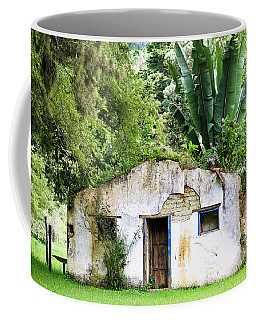 Green Roof Coffee Mug