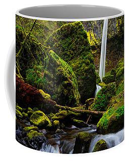 Green Seasons Coffee Mug