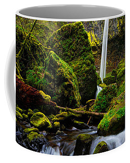 Green Seasons Coffee Mug