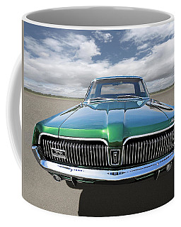 Green With Envy - 68 Mercury Coffee Mug
