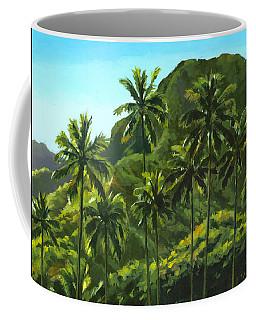 Greens Of Kahana Coffee Mug