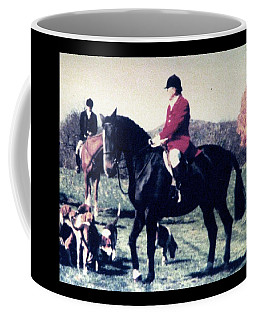 Coffee Mug featuring the photograph Greeting The Master by Angela Davies