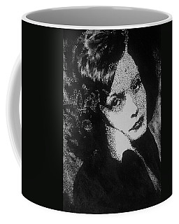 Greta Garbo Coffee Mug