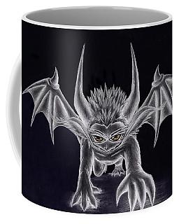 Grevil Silvered Coffee Mug